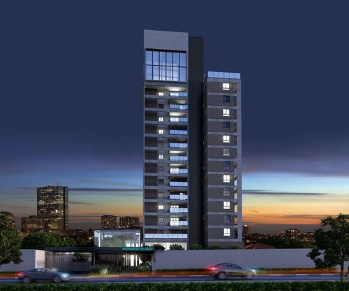 Apartamento Residencial Para Venda, Vila Olímpia, São Paulo - Ap4522. - Ap4522-inc