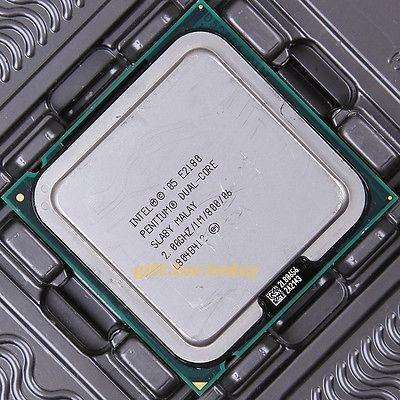 Pentium E2180 Dual Core 2.00ghz