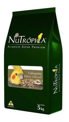 Nutropica Calopsita Selecao Natural 5kg
