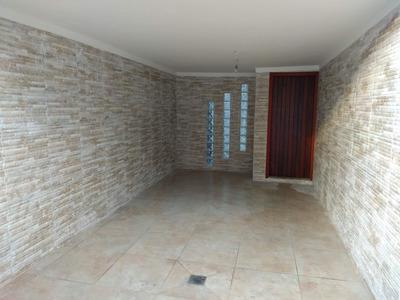 Casa Térrea, 3 Dorm,1 Suite,3 Vagas, Arejada, Pé Direito 3m