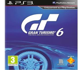 Gran Turismo 6 Ps3 Midia Digital Psn Portuguêsenvio Imediato