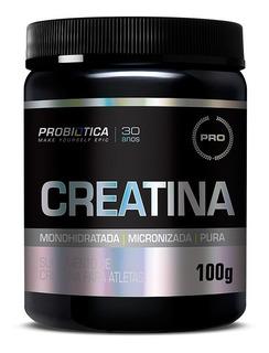 Creatina 100g Probiotica