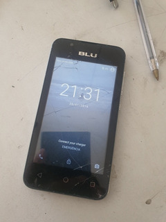 Celular Blu Advanced 4 Touch Trincado