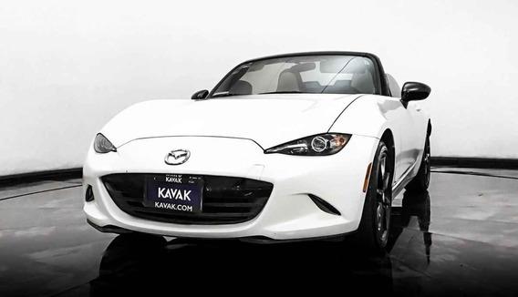 18713 - Mazda Mx-5 2017 Con Garantía Mt