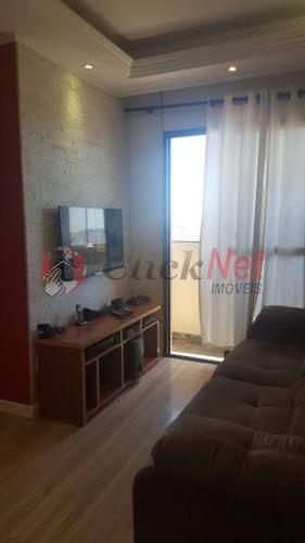 Imagem 1 de 30 de Lindo Apartamento De 3 Dormitórios Em Nova Petrópolis, 1 Vaga, 67 M2. - 4968