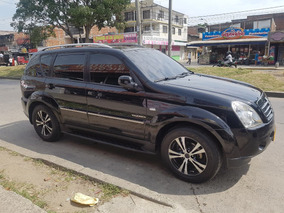 Ssangyong Rexton 2013 4x4 Turbo Diesel 2700 Cc