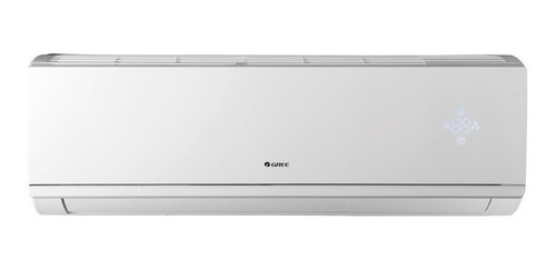 Ar condicionado Gree Eco Garden Inverter split frio 12000BTU/h branco 220V GWC12QC|D3DNB8M