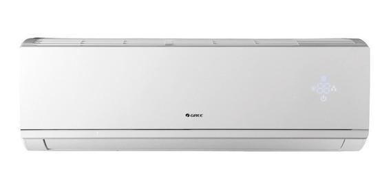 Ar condicionado Gree Eco Garden Inverter split frio 12000BTU/h branco 220V GWC12QC-D3DNB8M
