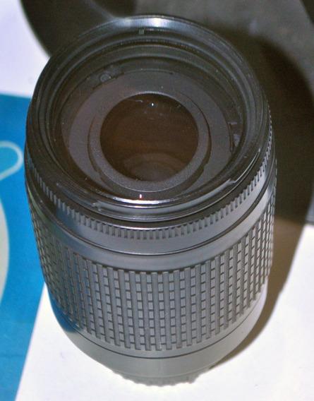 Lente Nikon 70-300mm Af F/4-5.6g Fx