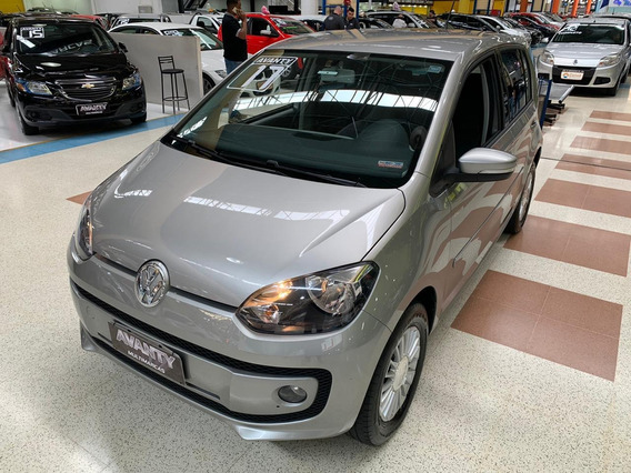 Volkswagen Up Move 2017 Completo Único Dono