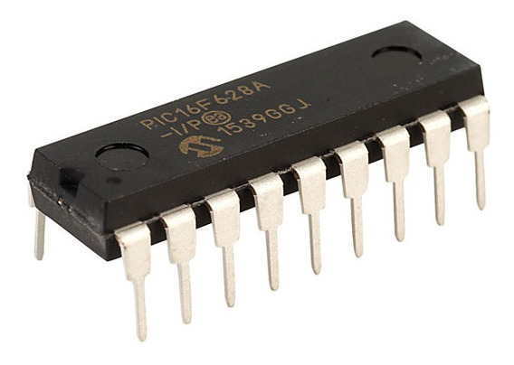 02 Microcontroladores Pic 16f628a - Microchip Original