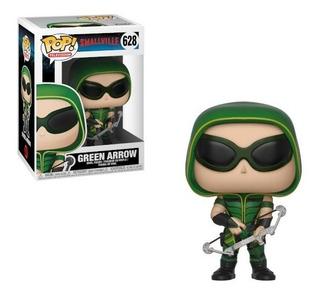 Funko Pop Green Arrow Smallville 628 Baloo Toys