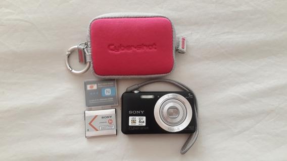 Câmera Digital Sony Cyber-shot Dsc-w710