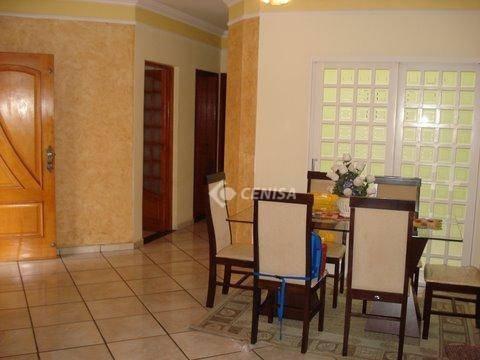Casa Com 3 Dormitórios À Venda, 121 M² - Jardim Regente - Indaiatuba/sp - Ca1816