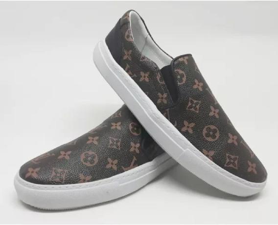 Slip On Louis Vuitton +brinde