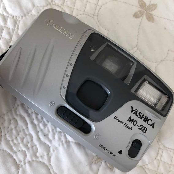 Câmera Yashica Mc-28 Kyocera