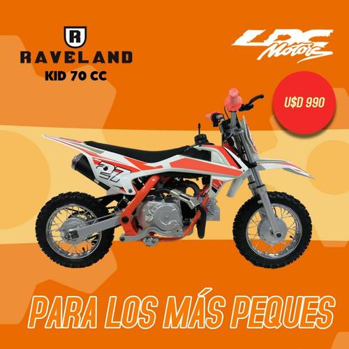 Moto Cross Raveland Xb-27 70cc