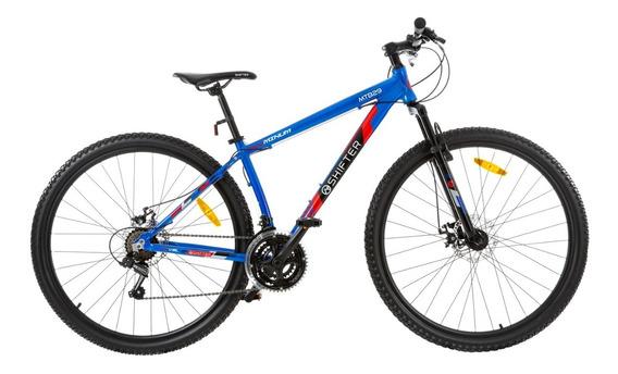 Bicicleta Mountain Bike Shifter Rodado 29 21 Velocidades