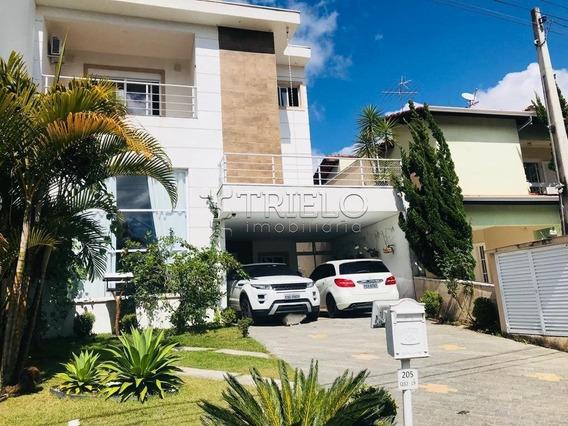 Venda-casa Com 4 Dorms-3 Suites-6 Vagas-arua-mogi Das Cruzes-sp - V-2792