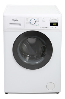 Lavarropas Whirlpool Carga Frontal Wnq66a 6 Kg 800 Rpm