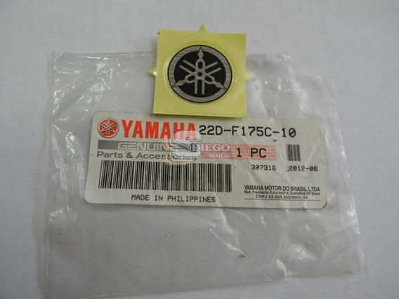 Adesivo Paralama Tras. Original Yam Xtz-125x/08 22d-f175c-10