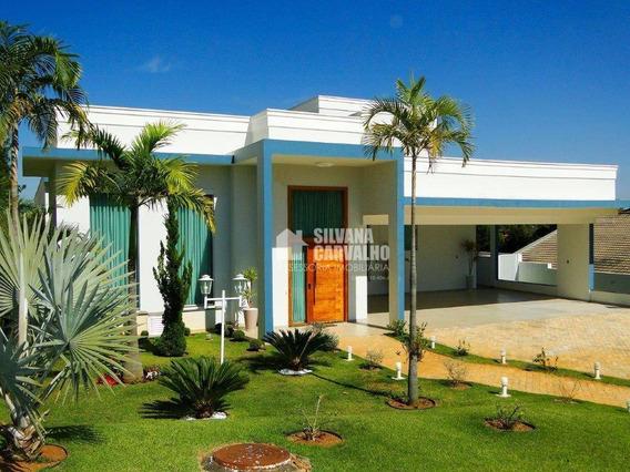 Casa À Venda No Condomínio Village Castelo Em Itu/sp - Ca7748