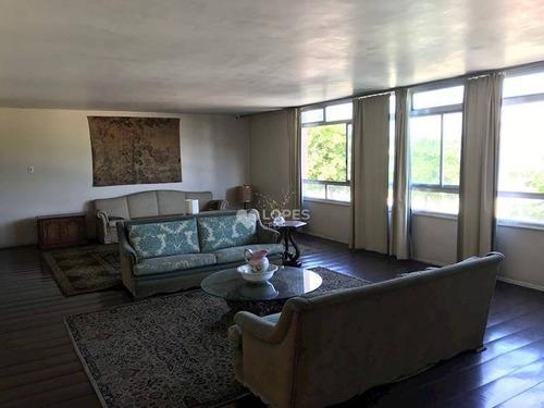 Apartamento Com 4 Quartos, 280 M² Por R$ 1.890.000,00 - Icaraí - Niterói/rj - Ap36808