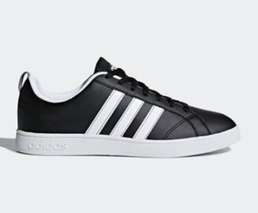 adidas Vs Advantadge Ngo/bco Originales Codigo F99254