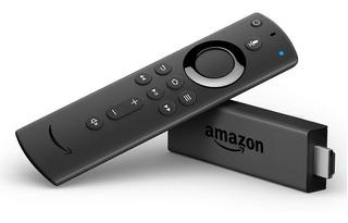 Amazon Fire Tv Stick 2019 + Alexa + Nuevo Control Remoto