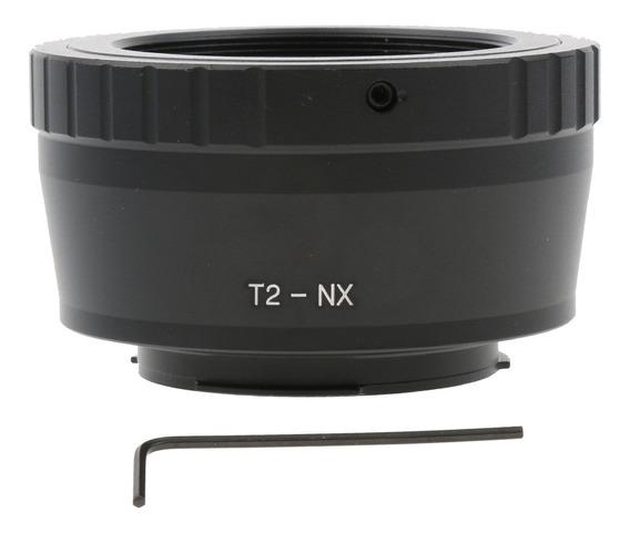T2 Nx T Monte Lente Adaptador Anel Para Samsung Nx100 Nx300