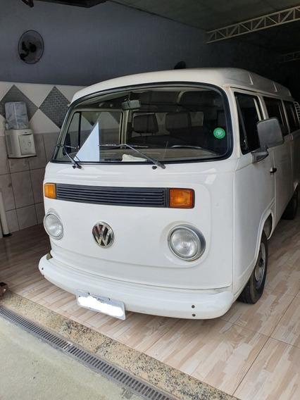 Volkswagen Kombi 1.6 3p Gasolina 2002