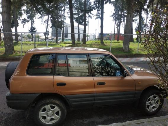Toyota Rav4 4 Puertas Awd
