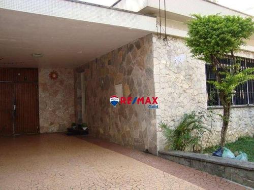 Casa Com 3 Dormitórios À Venda, 204 M² Por R$ 2.150.000,00 - Vila Leopoldina - São Paulo/sp - Ca1991