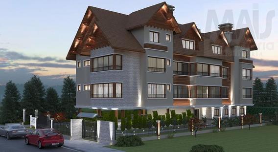 Apartamento Para Venda Em Gramado, Planalto, 3 Dormitórios, 3 Suítes, 4 Banheiros, 3 Vagas - Jva2035_2-834311