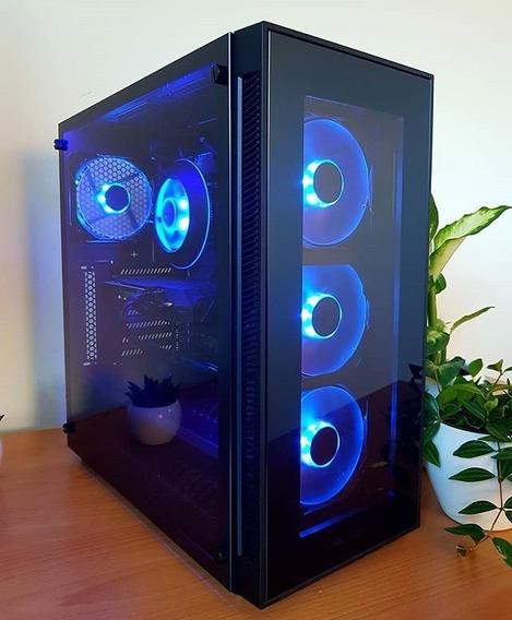 Pc Gamer Completo (cpu Monitor 144htz E Perifericos)
