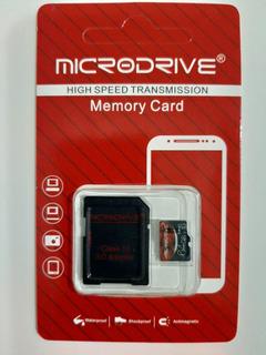Cartão Memória Micro Sd 64gb-classe 10 Da Microdrive -