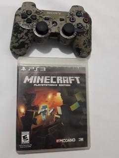 Pack Juego Mas Jostick Minecraft
