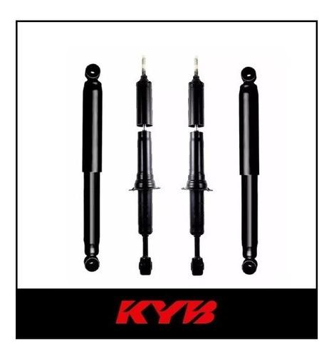 Imagen 1 de 5 de Kit 4 Amortiguadores Toyota Hilux 2kd 4x4 (2005-2015) - Kyb