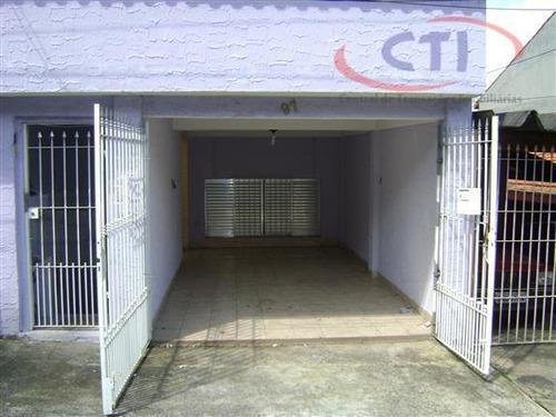 Casa  À Venda, 179 M² Por R$ 585.000  Rua São Geraldo, 97 - Demarchi - São Bernardo Do Campo/sp - Ca0091