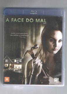 Blu-ray A Face Do Mal (785)