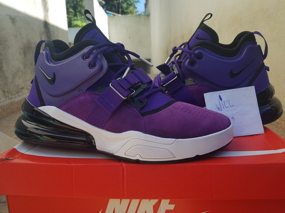 Nike Air Force 270 Court Purple Avista R$399