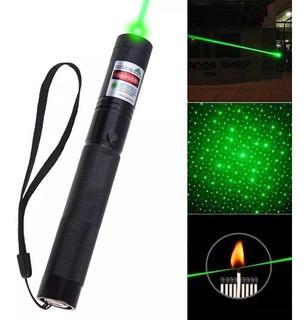 Puntero Laser Verde Astronomico Bateria 2000mw