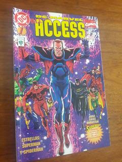 Comic Dc Marvel Access