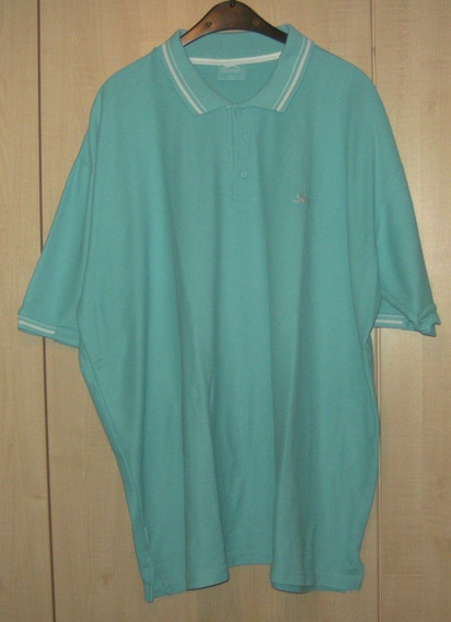 Camisa Polo Slazenger Plus Size 3xl Inglaterra