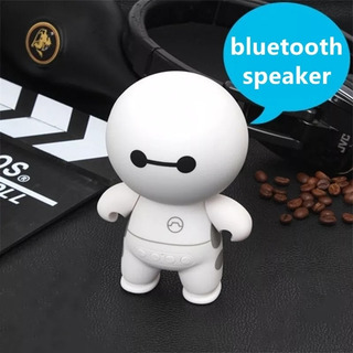 Mini Altavoz Bluetooth De Dibujos Animados