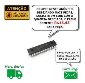 Microcontrolador Pic16f876a 3 Pçs