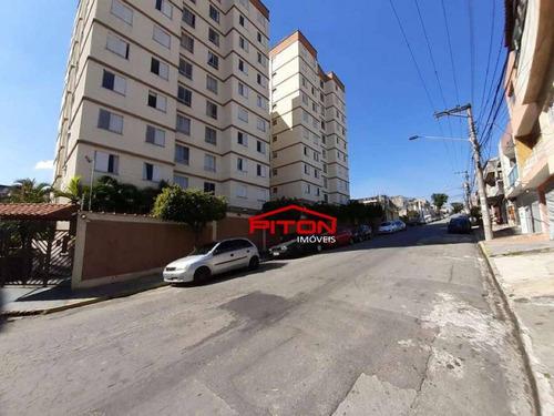 Apartamento Com 2 Dormitórios À Venda, 47 M² Por R$ 250.000,00 - Jardim Danfer - São Paulo/sp - Ap2307