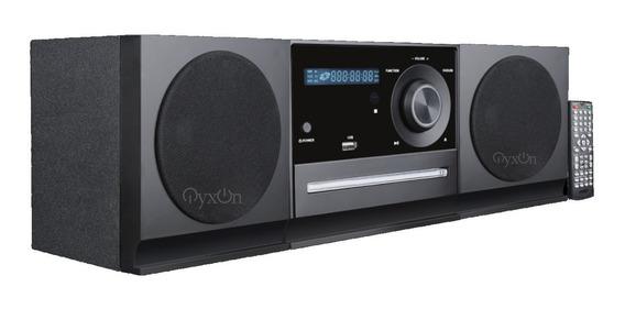 Caixa De Som Mini System Bluetooth Usb Fm Cd Dvd Monitor Tv
