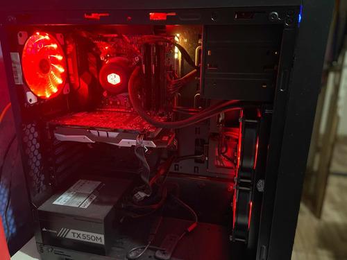 Pc Gamer I7-9700 + Gtx 1060 6gb