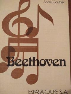 Beethoven - André Gauthier - Clásicos Música - Nuevo